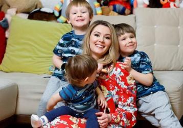 Фото: Мария Кожевникова призналась, как трудно воспитывать спортсмена в семье 1