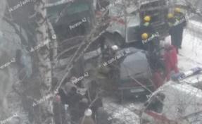 Появились подробности серьёзного ДТП с автобусом в Кемерове