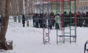 Стала известна причина эвакуации гимназии в Новокузнецке