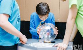 Как развлекаются дети: зеркала, электричество и гвозди